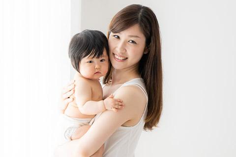 産後の骨盤矯正